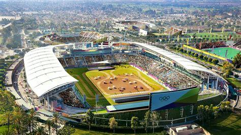 gallery    proposed sites  las  olympic bid