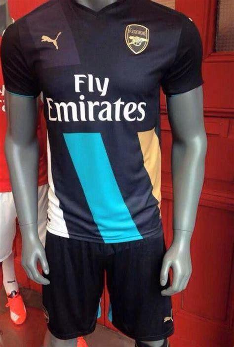 Jersey Arsenal 2015 2016 Home new arsenal third kit 2015 2016 arsenal cup jersey 15 16