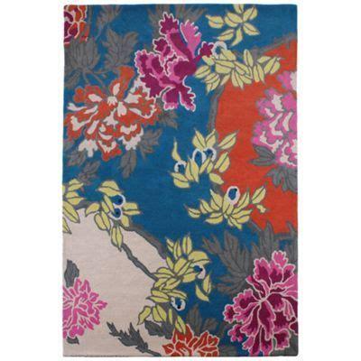 Bathroom Rugs Debenhams Butterfly Home By Matthew Williamson Multi Coloured Wool