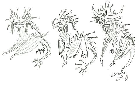 cloudjumper dragon coloring page adoptable stormcutters by alexaanime1 on deviantart