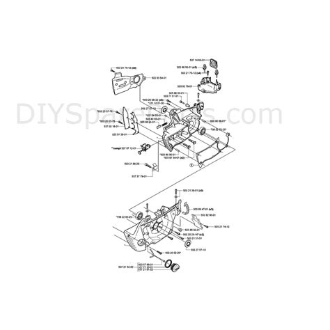 husqvarna 445 chainsaw parts diagram husqvarna 372xp chainsaw parts diagram imageresizertool