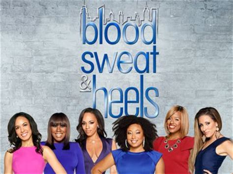 blood sweat and heels season two cast shake up whos coming back reality tv show with a difference blood sweat and heels