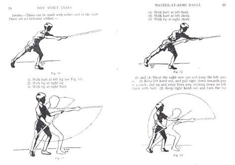 Basic Manual Of Knife Fighting fighting with staff and spear the academy of european
