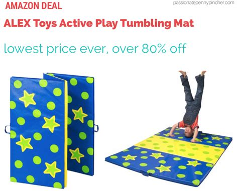 Alex Toys Tumbling Mat by Lowest Price Alex Toys Active Play Tumbling Mat Expired