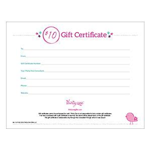sle gift certificate templates free 89 best images about direct sales on southern