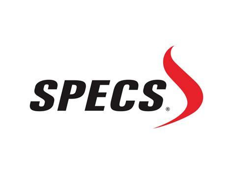 Sepatu Merk Logo specs logo sepatu vektor berbagi logo