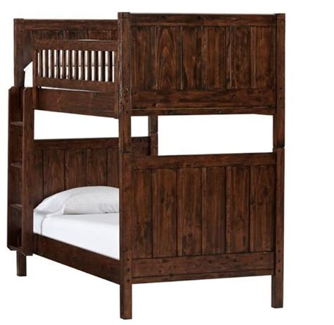 pottery barn bunk beds pottery barn kids c bunk bed shopstyle