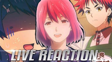 Hell S Kitchen Season 11 Episode 21 by Food Wars Shokugeki No Soma Season 2 Episode 11 Live Reaction Hell S Kitchen Feels