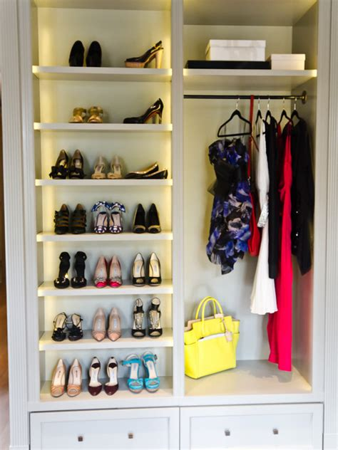 Built In Shoe Closet by Shelves For Shoes Closet Catherine