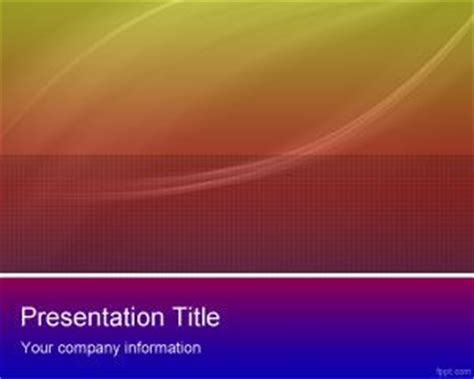 Color Scheme Powerpoint Template Free Download Powerpoint Template Color Scheme