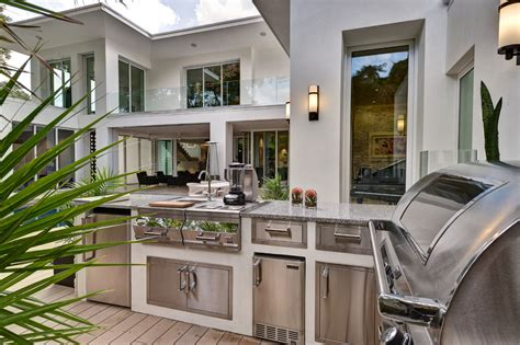houzz outdoor kitchens houzz outdoor kitchens patio contemporary with barbecue
