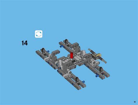 Grue Treillis by Techlug Fr Le Lug Lego Technic Et Lego Wars Francophone