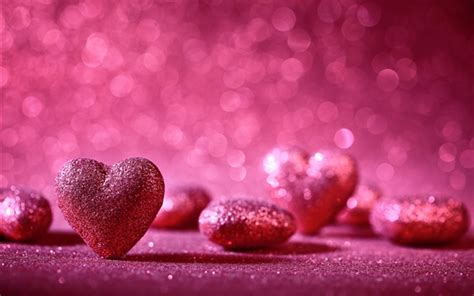 love heart pink 1600x900 hd wallpaper love wallpapers wallpaper pink love hearts shine romantic hd picture image