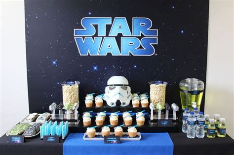 Decoration Ideas For Party At Home by Star Wars Party Ideas Amp Inspiration