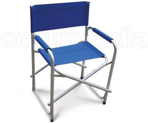 sedia alluminio pieghevole leila sedia regista pieghevole alluminio sedie regista