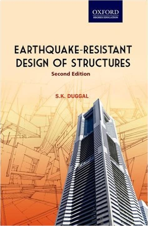 earthquake and structures earthquake resistant design of structures 2nd edition
