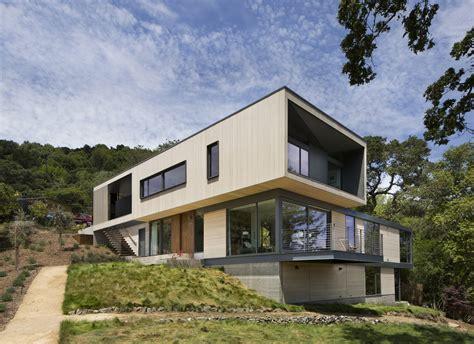 modern hillside homes nurani org gallery of hillside house shands studio 1