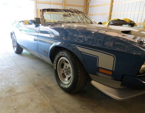 used mustangs for sale in alabama 1973 ford mustang convertible alabama classic 351 v8