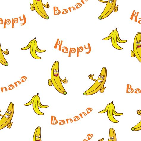 gambar wallpaper banana banana pattern background vector free download