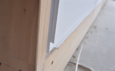 tear away shadow bead 3 0m trim tex wallboard tool company