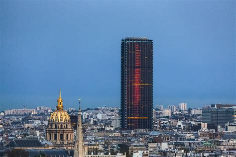 De Montparnasse Is Open In La by How Montparnasse Tower Will Look After 300 Million Makeover