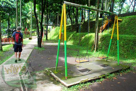 Ayunan Taman Atau Gantung maw mblusuk setengah pekok ke taman kyai langgeng