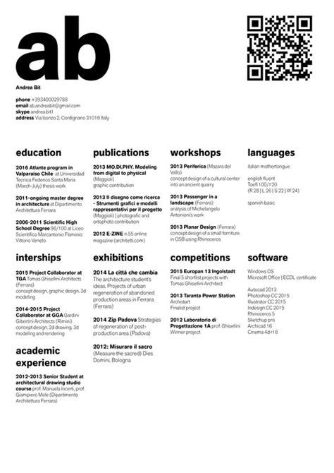 sle resume architecture graduation project ideas los mejores curr 237 culum vitae en arquitectura enviados por nuestros lectores plataforma