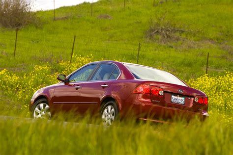 Kia Optima 2006 Recalls Kia Recalling 70 115 Optima Sedans Transmission Flaw