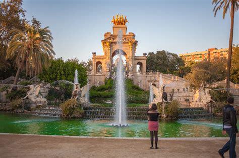 parks in top 5 parks in barcelona