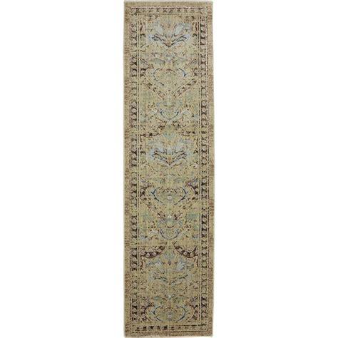 edison rug american rug craftsmen edison avenue 2 ft 1 in x 7 ft 10 in rug runner 385859 the