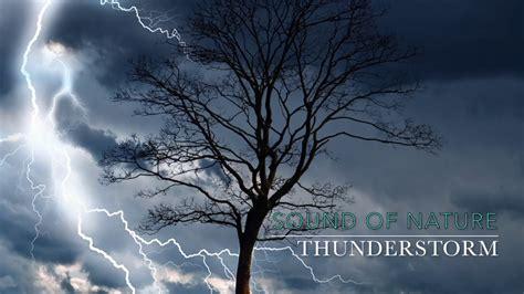 reiki  min bell rain lightning  thunder sounds sound