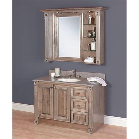 magickwoods duchess 43 in single bathroom vanity set at