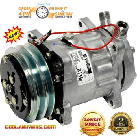 abpn83304173 new kenworth air conditioning new ac compressor sanden oem 4433 4484 4740 4713 4663