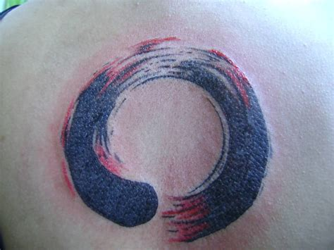 zen circle tattoo 50 best enso tattoos ideas