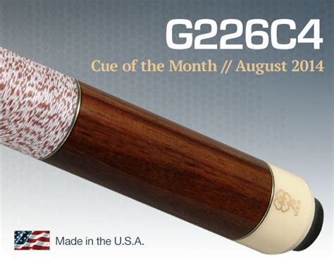 Pool Cue Giveaway - mcdermott announces free cue giveaway for august 2014 billiard greg forever