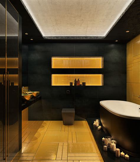 luxurious bathrooms with stunning design details luxury bathroom designs with colorful backsplash