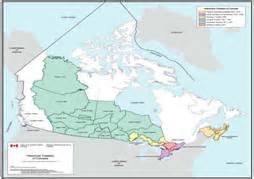 treaty map canada summaries of pre 1975 treaties