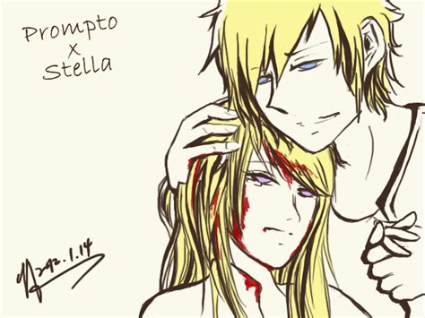 Stella X by Stella X Prompto By Assinas On Deviantart