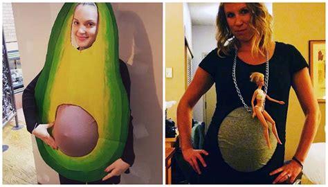 diy halloween costumes  pregnant women