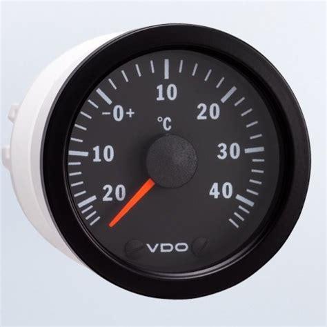 vdo air temperature wiring diagram free wiring