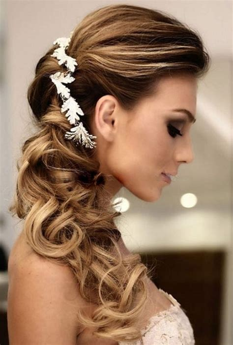 25 best ideas about formal ponytail on the brilliant wedding hairstyles hair side ponytail