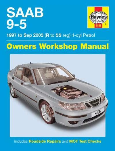 how to download repair manuals 2005 saab 9 2x navigation system saab 9 5 petrol 1997 2005 haynes service repair manual uk sagin workshop car manuals repair