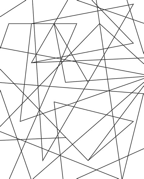 geometric line pattern geometric line drawings www imgkid com the image kid