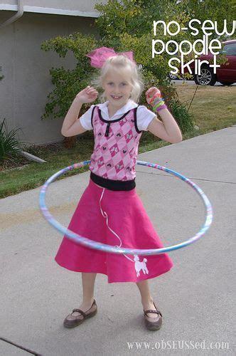 diy sock hop skirt 63 best 50s day images on school activities and preschool