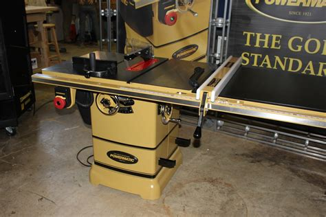 powermatic table saw pm1000 tools from jet and powermatic the wood whisperer