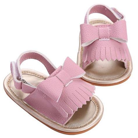 Fashion Princess Baby Flower Crib Shoes Anti Slip Casual Baby Crib Shoes
