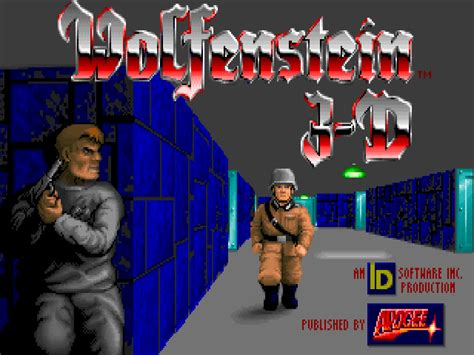 old dos games full version download wolfenstein 3d dos games archive