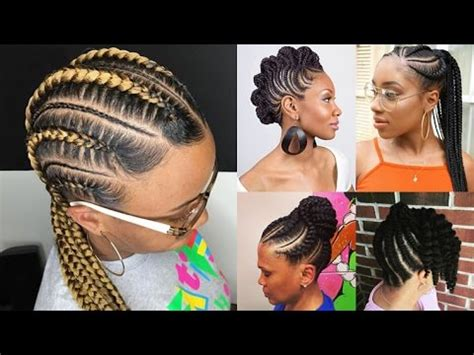 Black Hairstyles 2017 Tutorial by American Braided Hairstyles 2017 2018