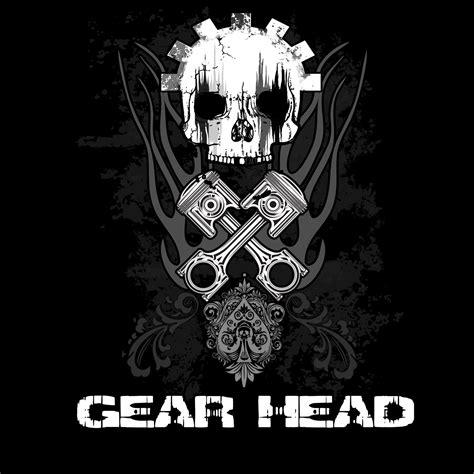 gear head by tetrachromaticart on deviantart