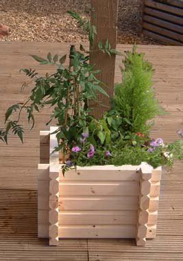 cls timber planters popular woodworking magazine
